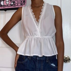 sheer cami/camisole top PRICE FIRM